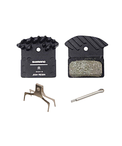 Shimano J03A Brake Pads with Fin for XTR / XT / SLX