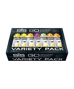 SiS GO Isotonic Energy Gel Box - 7x60ml