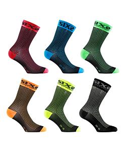 Sixs Comp Sho Color Compression Socks