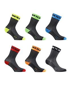 SIXS Short S Cycling Short Socks