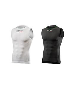 SIXS SML2 Light Sleeveless T-shirt - Black or White