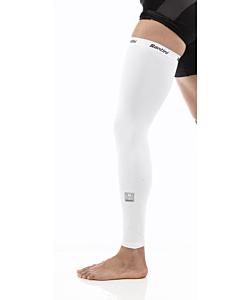 Santini Leg Warmer Totum White