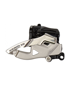 Sram X0 2x10 S3 Low Direct Mount Top Pull Front Derailleur - 36T