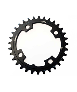 SunRace CRMX 1x10/11/12s Chainring 96BCD