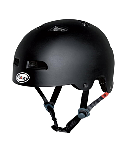 Suomy AllBlack Mono Black Matt BMX Helmet