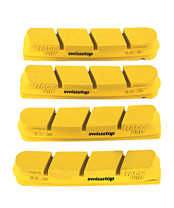 SwissStop Yellow King RacePro Pads(Campagnolo)