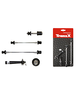 TranzX anti-theft Quick Release Set
