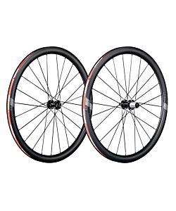 Vision SC 40 Disc Carbon Road Wheelset