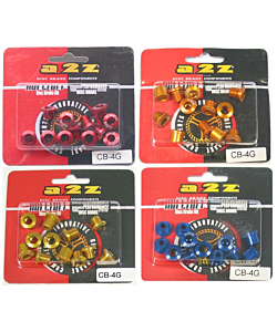 A2Z 7075-T6 chainring bolt set
