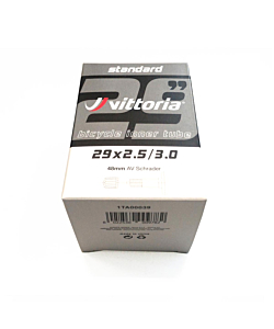 Vittoria MTB 29x2.50-3.0 Schrader Valve 48mm Inner Tube