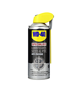 WD-40 Specialist Anti-Friction Dry PTFE Lubricant 400 ml