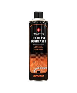 Weldtite Jet Blast Degreaser Spray 500ml