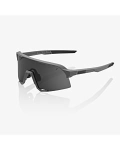 100% S3 Cool Grey / Smoke Lens Eyewear