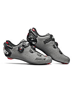 Sidi Wire 2 Carbon Matt Grey / Black Road Shoes