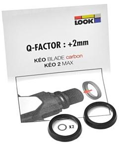 Look Rondella per Regolare il Q-Factor dei Pedali Keo 2 Max / Blade