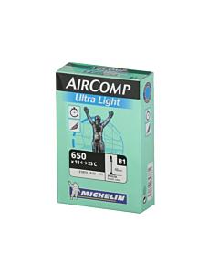 Michelin Aircomp UltraLight B1 Road Inner Tube Presta 40mm