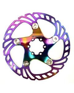 AiCycle 3PRO Iridescent Disco Flottante 6 Fori
