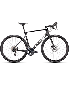 Cube Agree C:62 Race carbon'n'white 2021