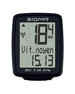 Ciclocomputer Sigma BC 7.16 ATS Wireless