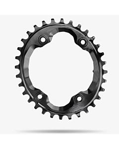 AbsoluteBlack Shimano XTR Oval Chainring