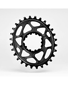 AbsoluteBlack SRAM GXP Direct Mount Oval Chainring