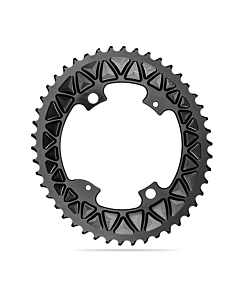 AbsoluteBlack Gravel Sub Compact Oval 110x4 External Chainring