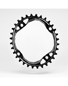 AbsoluteBlack Shimano 104BCD Oval Chainring