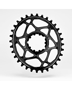 AbsoluteBlack SRAM GXP Direct Mount Boost 148 Oval Chainring