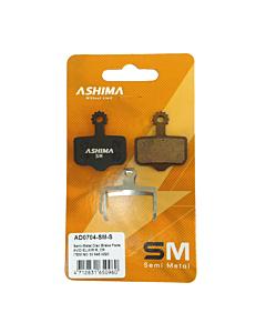 Ashima Pastiglie Avid Elixir XX / X0 Semimetalliche