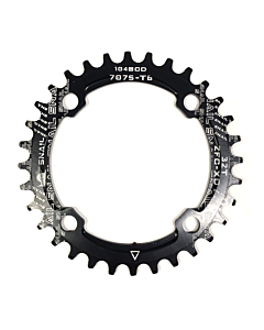 AiCycle Snail Shimano 104BCD Round Chainring