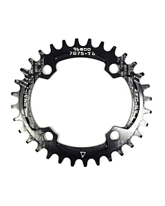 Snail Shimano 96BCD Symmetrical Oval Chainring