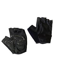 GMB Black Gel Short Gloves