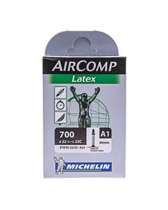 Michelin Aircomp Latex A1 Race 700X22/23 V60mm Inner Tube