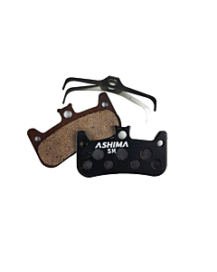 Ashima Formula Cura 4 Semi-Metallic Pads