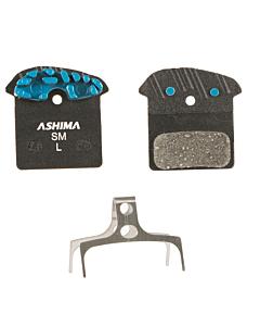Ashima Air Thermal Shimano XTR-XT Semi-metallic Pads Pair