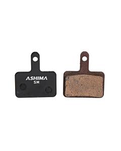 Ashima Shimano Deore Semi-Metallic Pads