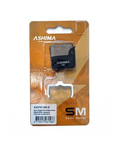 Ashima SRAM Red Hydraulic Semi-Metallic Pads