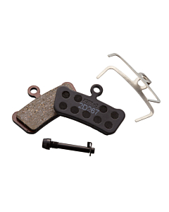 Avid Organic Disc Brake Pads for X0/X9/X7 Trail and Sram Guide