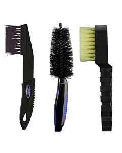 Barbieri Set di Spazzole per la Pulizia Bici