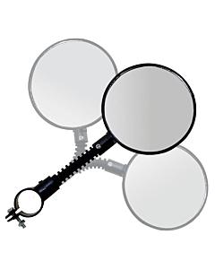 M-Wave 3D Specchietto con Braccio Flessibile Regolabile