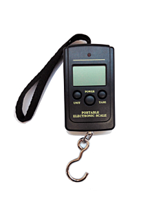 LCD Luggage Hanging Digital Pocket Scale