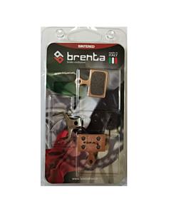 Brenta Shimano XTR / Road / GRX Metallic Disc Brake Pads