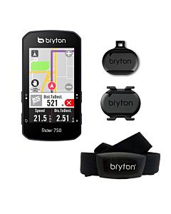 Bryton Rider 750 GPS Touchscreen Cycle Computer