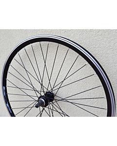 """Byte V-Brake 26"""" MTB Threaded Sprockets Rear Wheel"""
