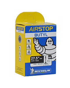 Michelin AirStop Butyl B4 27,5x1.9-2.50 Presta 40mm MTB Tube