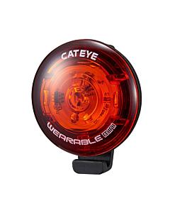 Cateye Wearable Mini Luce di Sicurezza LED