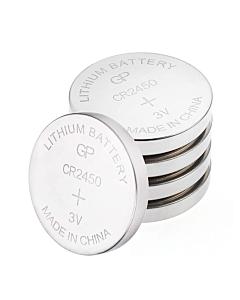 CR2450 DL2450 3v Lithium Coin cell battery