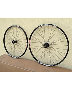 "Notubes ZTR Crest MK3 - Novatec D791/D462  Boost - Sapim - MTB 29"" Boost Assembled Wheelset"