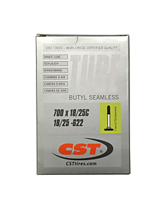 CST Camera Corsa 700x18/25c Presta 48mm