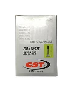 CST Camera Corsa 700x25/32c Presta 48mm